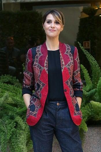 Paola Cortellesi: Cambio look, ma mai la borsa...