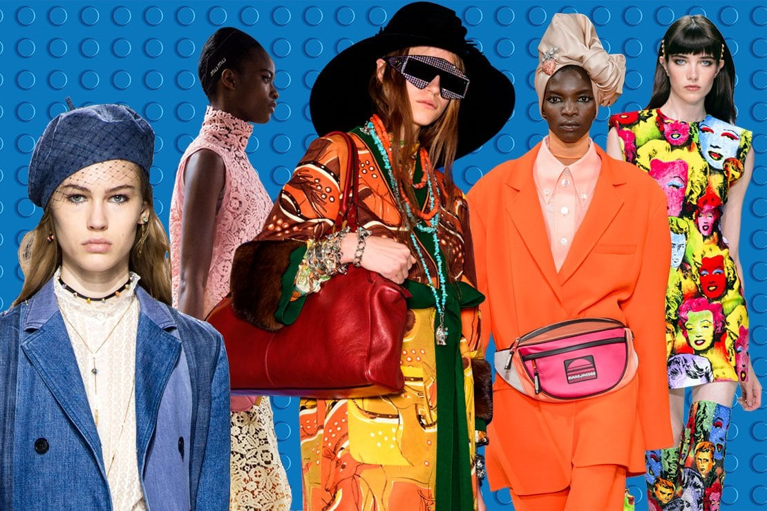 Vestiti da donna: 10 tendenze dalle sfilate Primavera Estate 2018