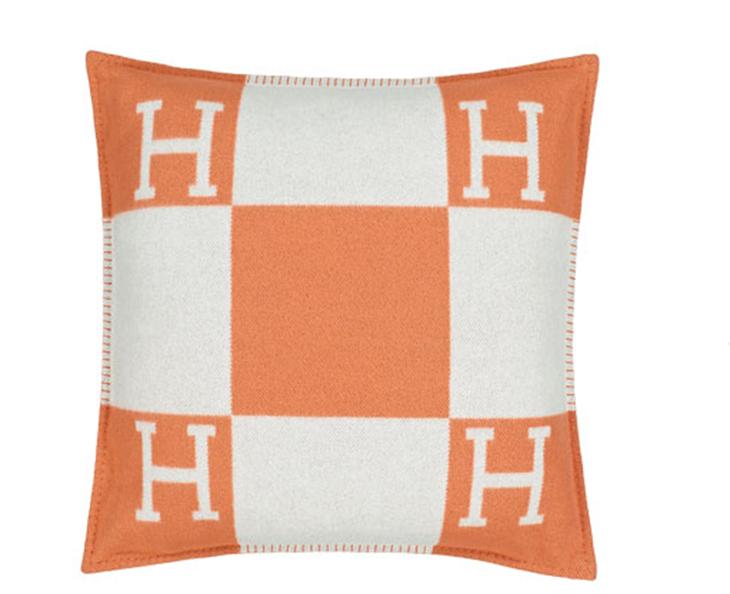 Cuscino da casa, Hermès