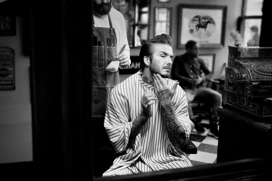 David Beckham lancia House 99, la sua prima linea di grooming