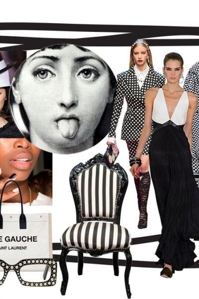 Cosa ci piace questa settimana: il black&white
