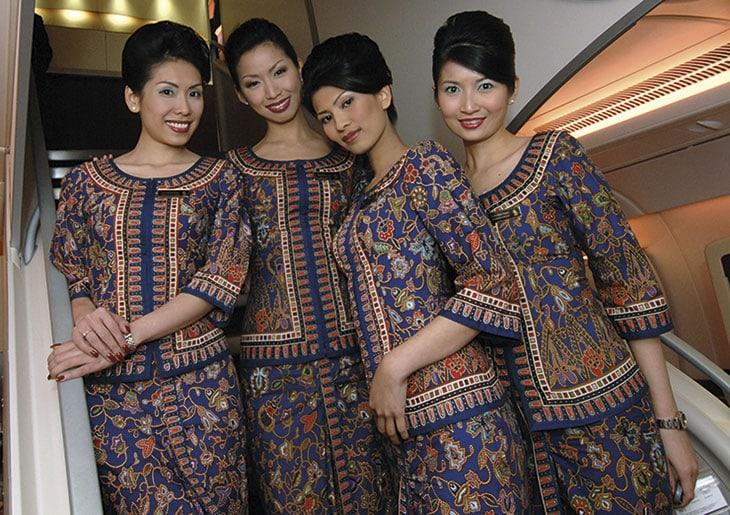 Le Singapore Girls