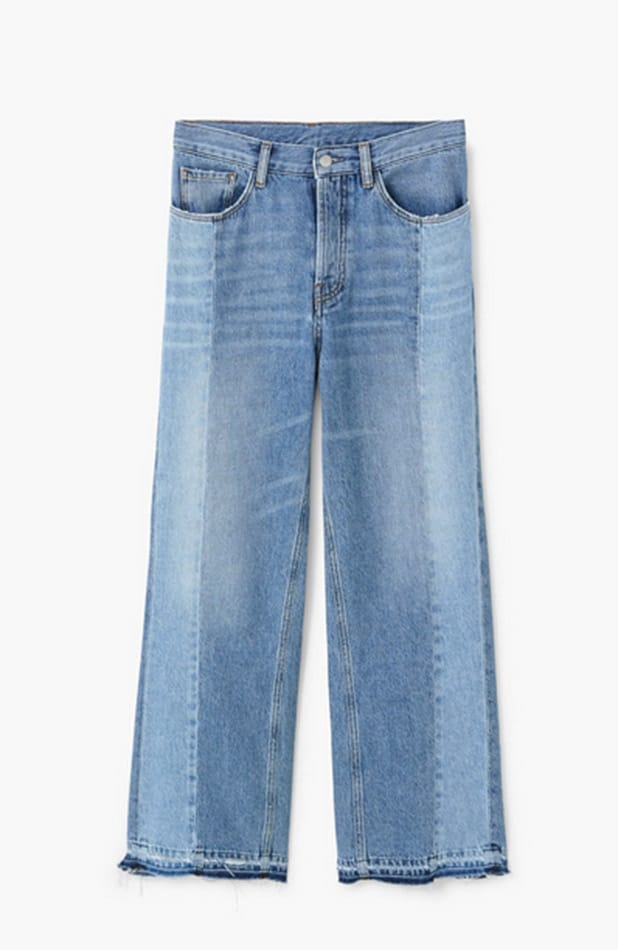 Jeans di due colori, Mango