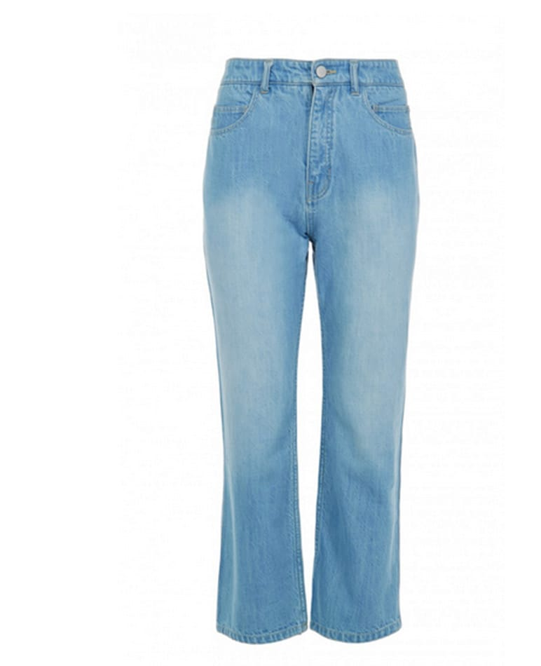Jeans chiarissimi, Vintage Lou Lou in vendita su Tibi