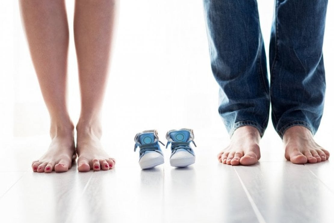 Donne, uomini e annunci speciali: la gravidanza secondo un nuovo punto di vista