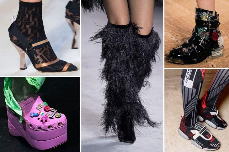 10 scarpe da donna per la Primavera Estate 2018