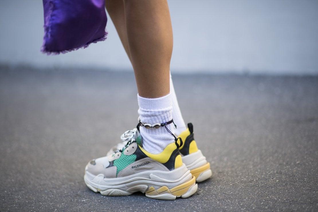 ffb388348747f Grandi e grosse  arrivano le sneakers  brutte e cattive  - Moda - D ...