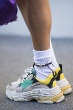 Grandi e grosse: arrivano le sneakers 'brutte e cattive'