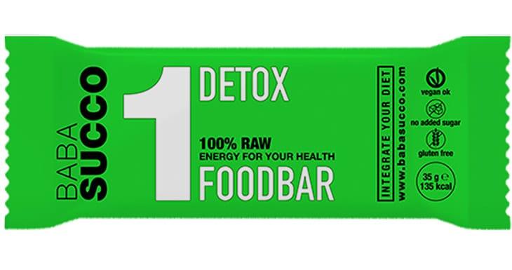FoodBar, detox, BabaSucco