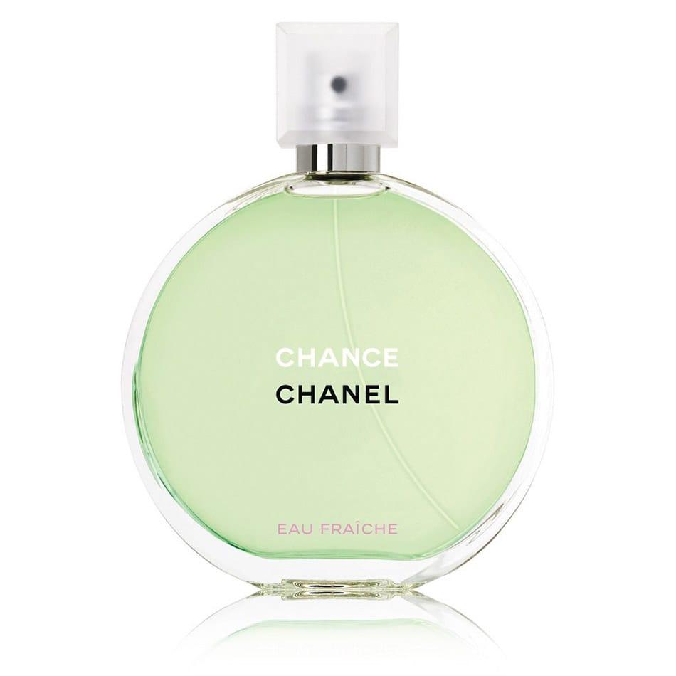 Fragranza fiorita e frizzante, Chance, Chanel