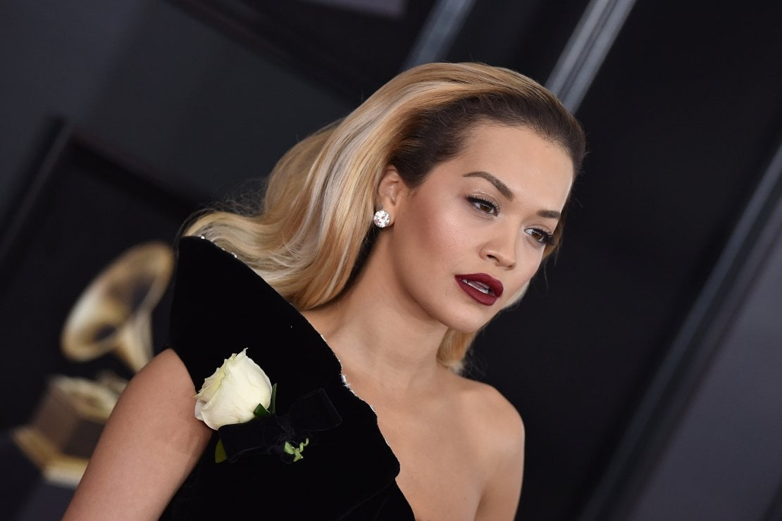 Rita Ora ai Grammy Awards