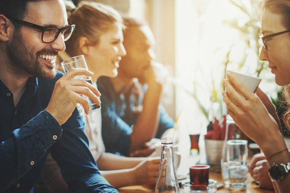 Quante banalità.. 10 suggerimenti per avere conversazioni più significative
