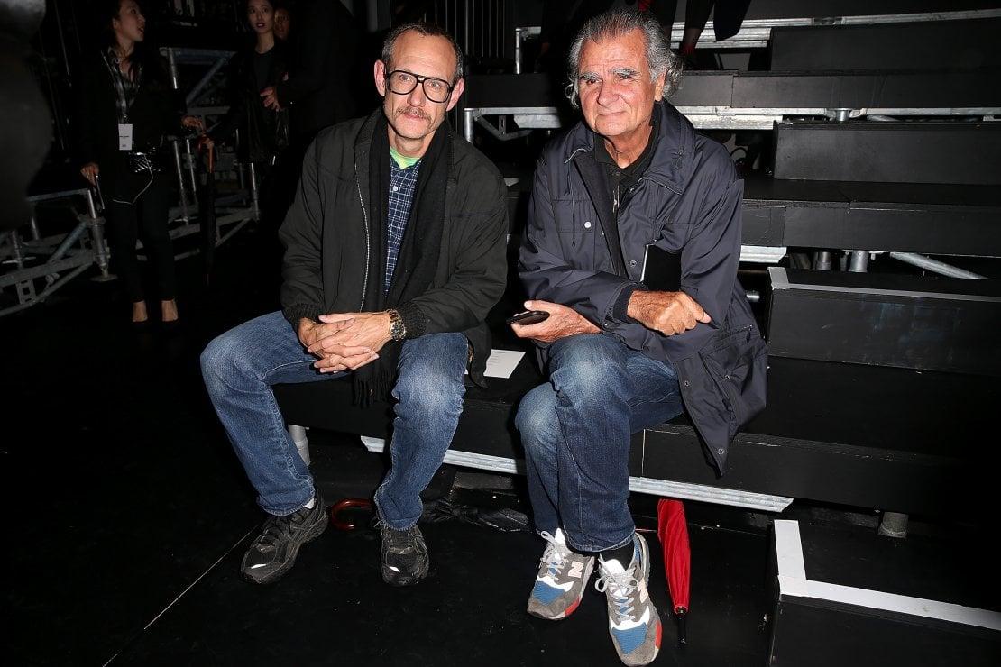 I fotografi Terry Richardson e Patrick Demarchelier, entrambi accusati di molestie dalle modelle