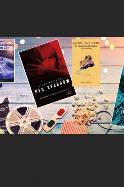 25 libri che vedremo al cinema nel corso del 2018