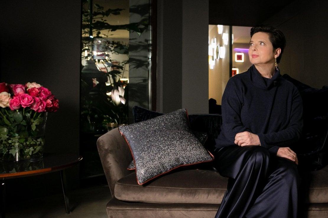 Isabella Rossellini torna come testimonial Lancôme: la rivincita delle sessantenni
