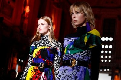 Versace: tutte le donne di Donatella
