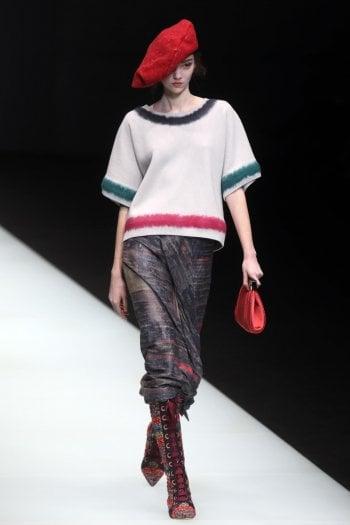 Giorgio Armani: ''la mia è una moda in cui l'inclusione si oppone all'esclusione''