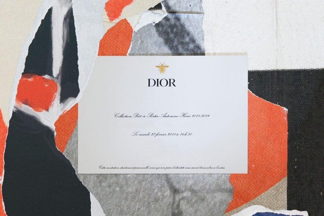 Christian Dior LIVE!