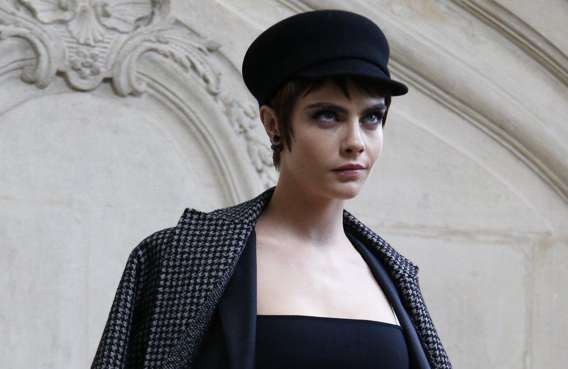 Gavroche  dal 1968 a Dior torna il cappello che piace alle star - Moda -  D.it Repubblica 1974fbfffdb7