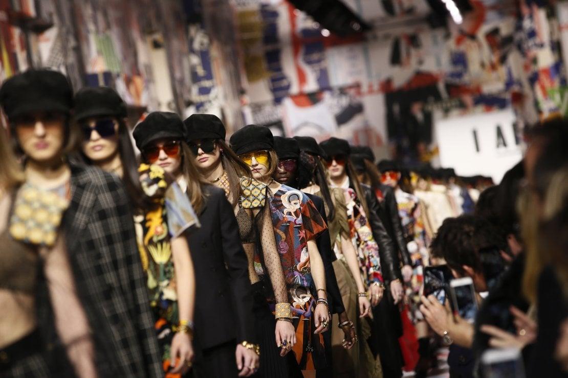 Dior: dal '68 a oggi, torna lo stile della protesta