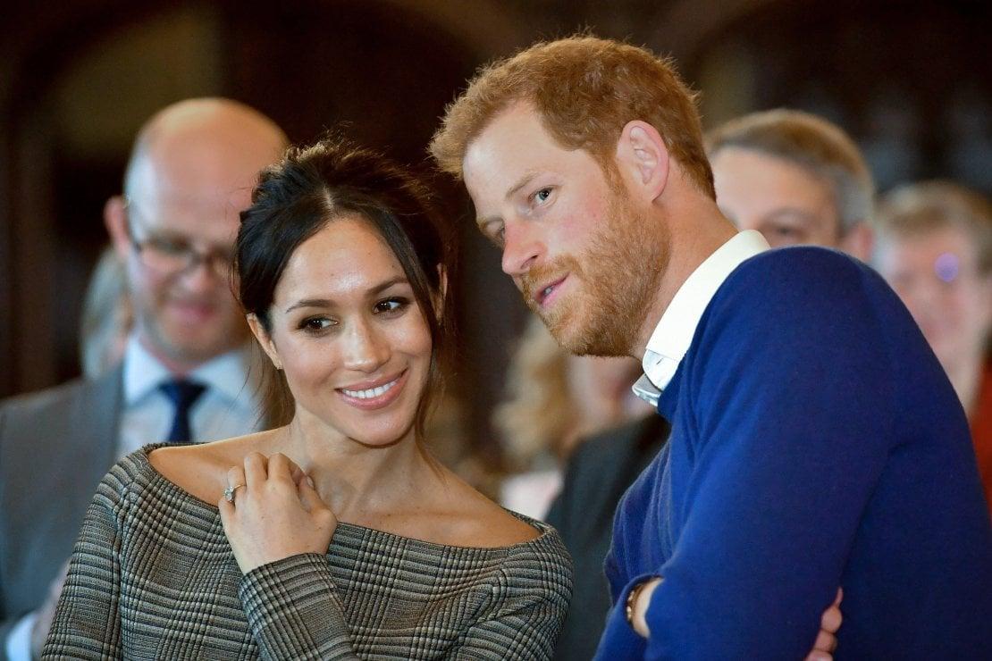 Matrimonio Meghan E Harry : Tutti i segreti sul matrimonio di harry e meghan moda d