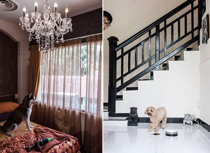 Una camera al The Wagington costa 200 euro al giorno (solo per dormire)