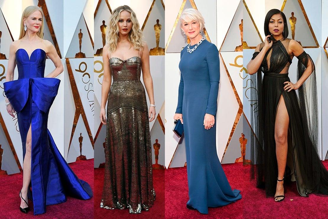 Dagli Oscar 2018 alle passerelle di moda: ecco perché il ''neo-femminile'' sarà la prossima tendenza