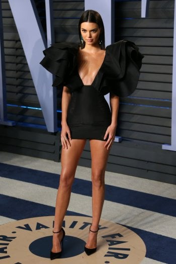Kendall Jenner: dall'ospedale al red carpet. Una notte da... Oscar