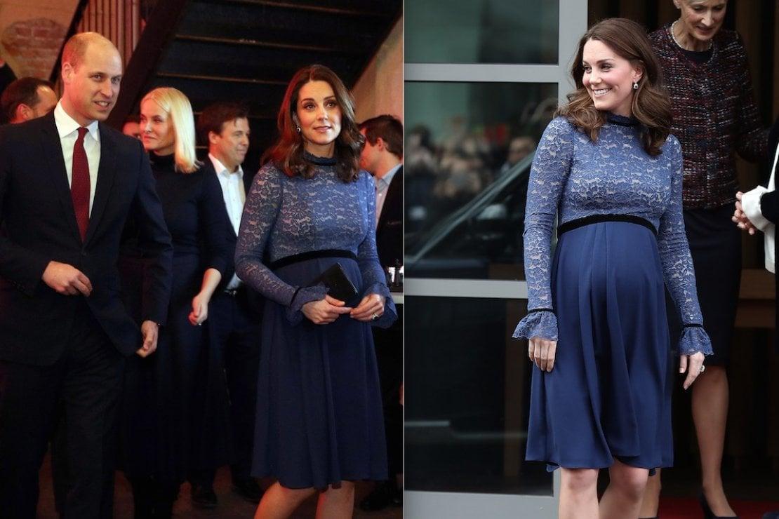 Regina del recycling: tutti gli abiti riciclati di Kate Middleton (anche premaman)