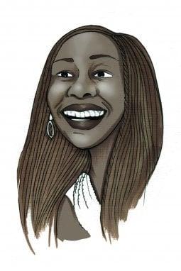 Hafsat Abiola, attivista