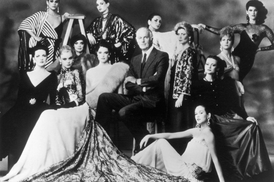 È morto Hubert de Givenchy, gigante della moda francese