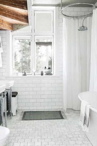 Il bagno scandinavo