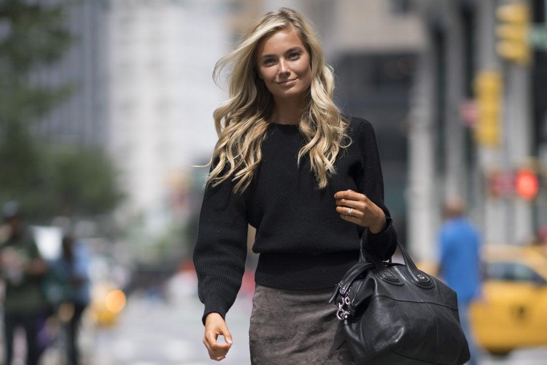 """Bridget Malcolm, ex modella di Victoria's Secret: """"Sono ingrassata e non mi importa"""""""
