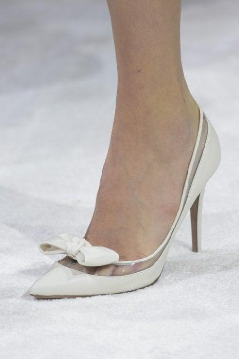 Le scarpe da sposa: qual è il modello giusto?