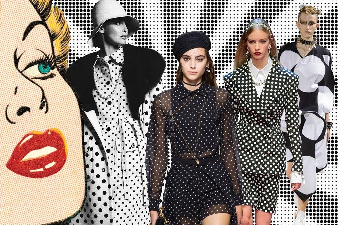 Da destra abiti J. Watanabe, Dolce&Gabbana, Dior