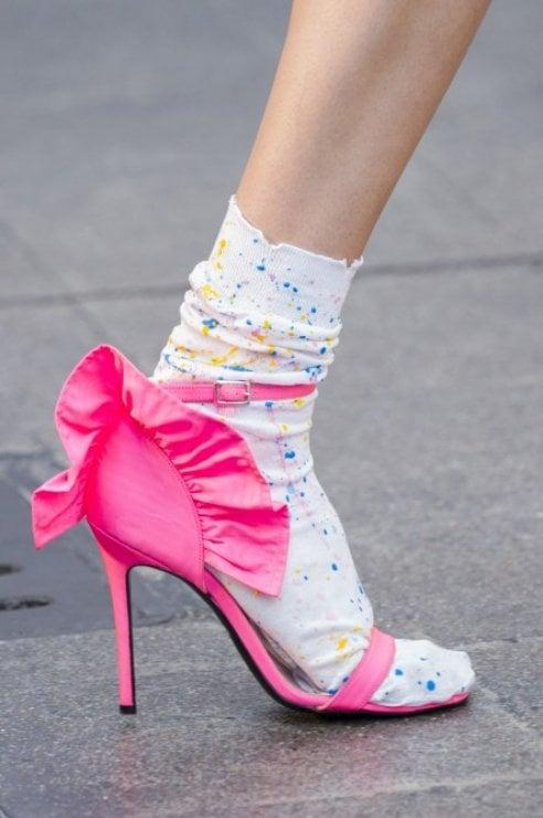 Primavera: abbiamo voglia di sandali con il tacco alto