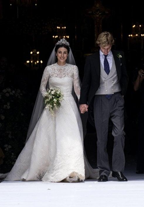 Principesse in bianco  ecco gli abiti più belli. E per quello di ... a0d51f07a26