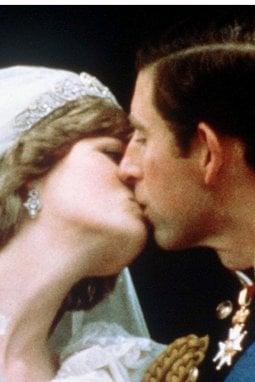 La tiara indossata da Diana il giorno del matrimonio
