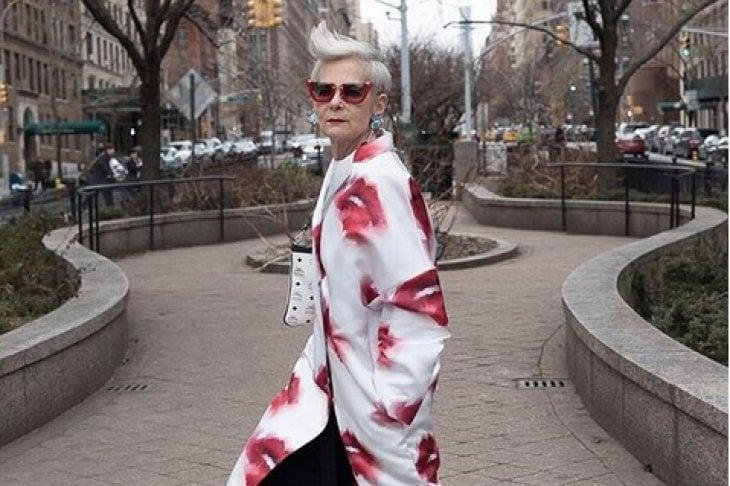Senior fashion blogger: quando l'influencer è over 60
