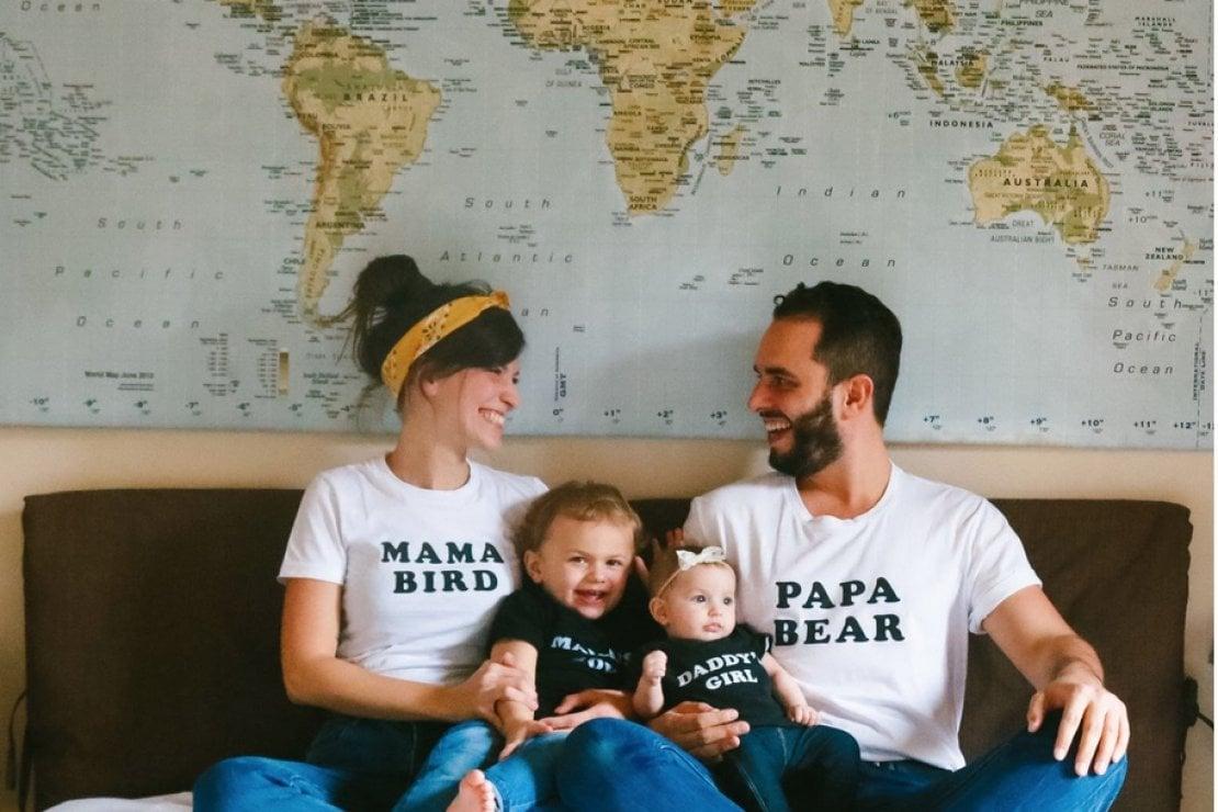 Like Miljian: il viaggio nel mondo della famiglia che sceglie la vita nomade