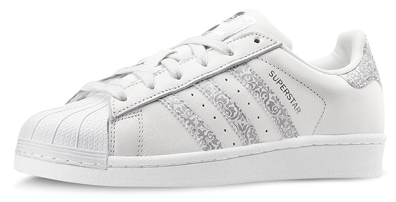 Sneakers bianca Superstar, Aw lab adidas