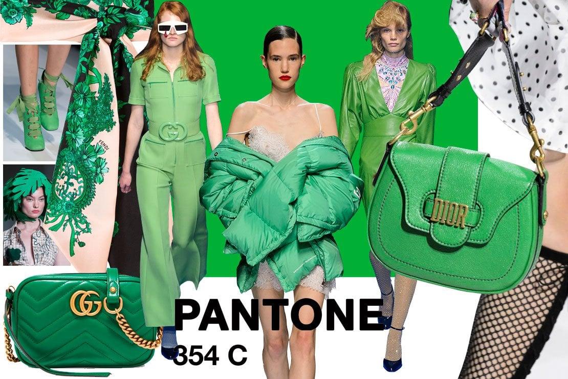 Verde prato  come si porta uno dei colori più forti (e belli) della  primavera 9b3a2a21296