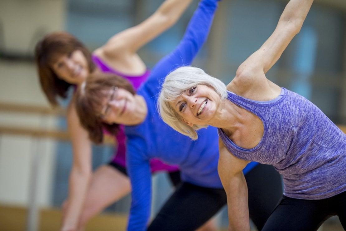 Dai 30 ai 70 anni, ecco l'allenamento giusto per ogni età