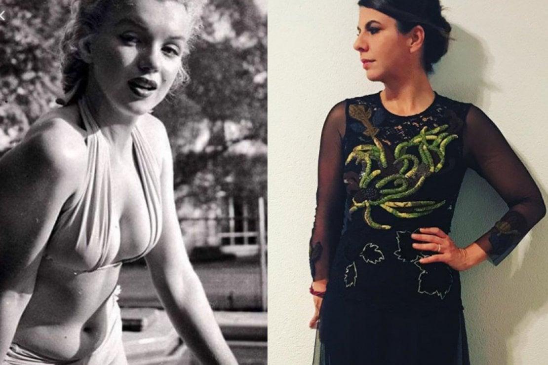 Anche Marilyn Monroe aveva la pancia: l'invito di Geppi Cucciari a tutte le donne. Accettatevi sempre