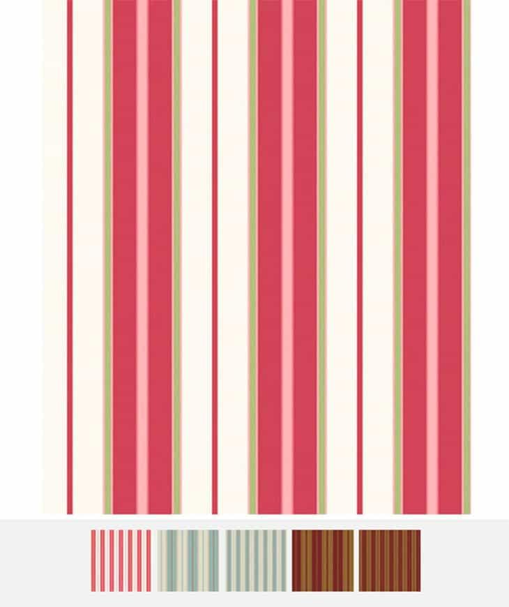 Tappezzeria a colori, Waverly