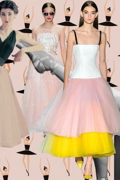 Cosa ci piace questa settimana: il look ballerina