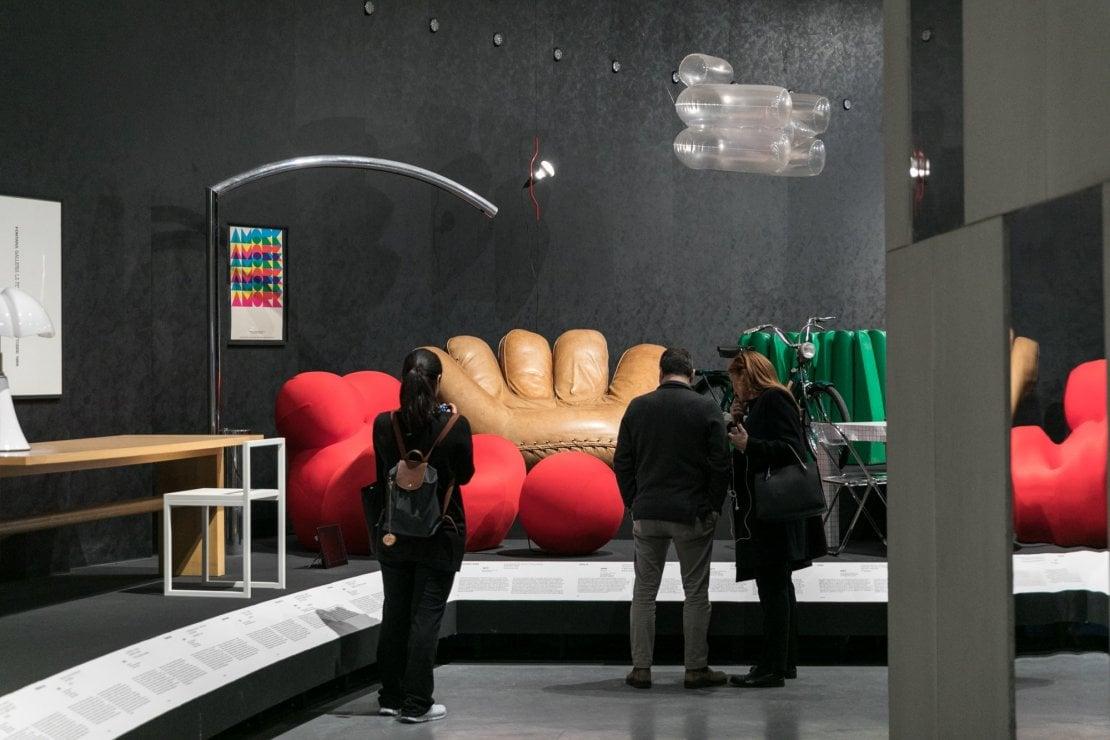In triennale il nuovo allestimento annuale e gli for Design week milano 2019