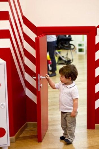 FuoriSalone con o senza bambini? Laboratori e baby parking