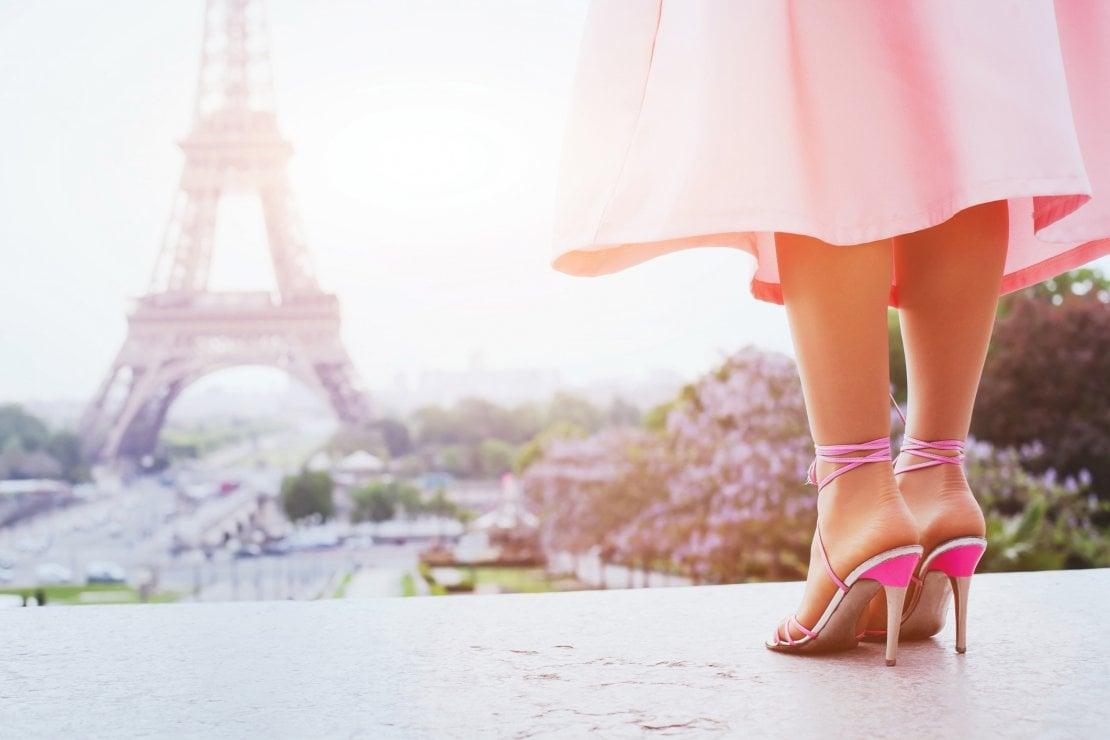 La Tour Eiffel, sulla Rive Gauche della Senna