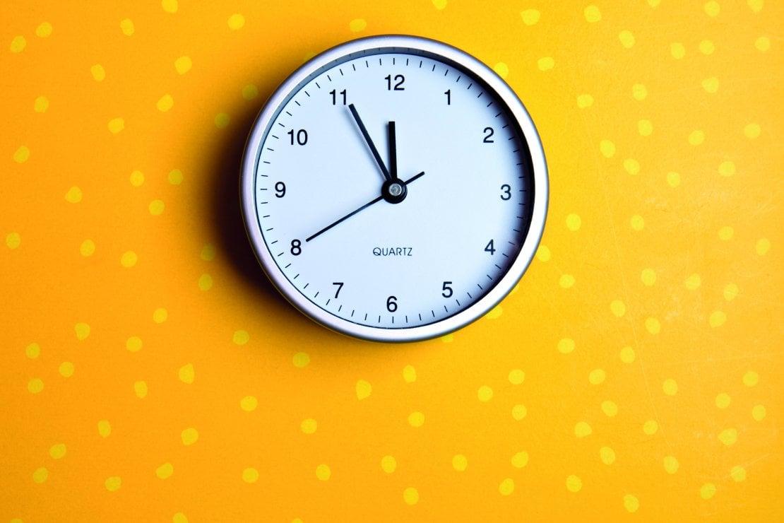 C'è tempo